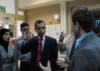 Goście zKataru wpracowni NCOB