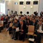 Domu Dziennikarza przy ul.Foksal wWarszawie - konferencja Instytutu