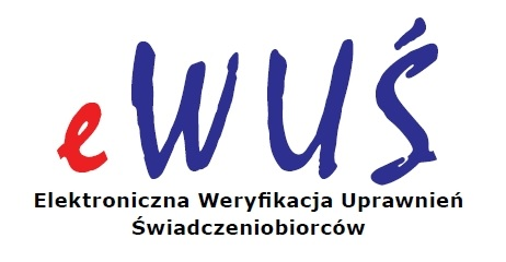 Logo eWuś podlinkowane do strony eWuś