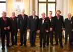 Profesor Henryk Skarżyński odznaczony przezPrezydenta RP źródło: www.prezydent.pl
