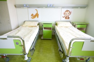 Zdjęcie sali dla pacjentów