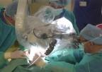 Pierwsza wPolsce operacja wszczepiania implantu CODACS
