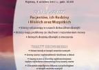Plakat Konferencja Szumy Uszne