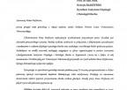 Gratulacje Henryk Smolarz