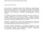 Gratulacje: Michałł Kleiber