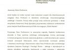 Gratulacje odMinistra Nauki iSzkolnictwa Wyższego część 1