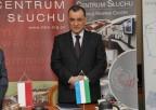 Ambasador Uzbekistanu wPolsce Jego Ekscelencja Ikrom Nazarov