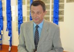 Pan prof.Leszek Rafalski - Przewodniczący Rady Głównej Instytutów Badawczych