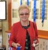 Pani prof.Danuta Gryczyńska - była Przewodnicząca Rady Naukowej Instytutu Fizjologii iPatologii Słuchu