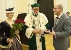 Uroczystość wręczenia Medalu Politechniki Warszawskiej