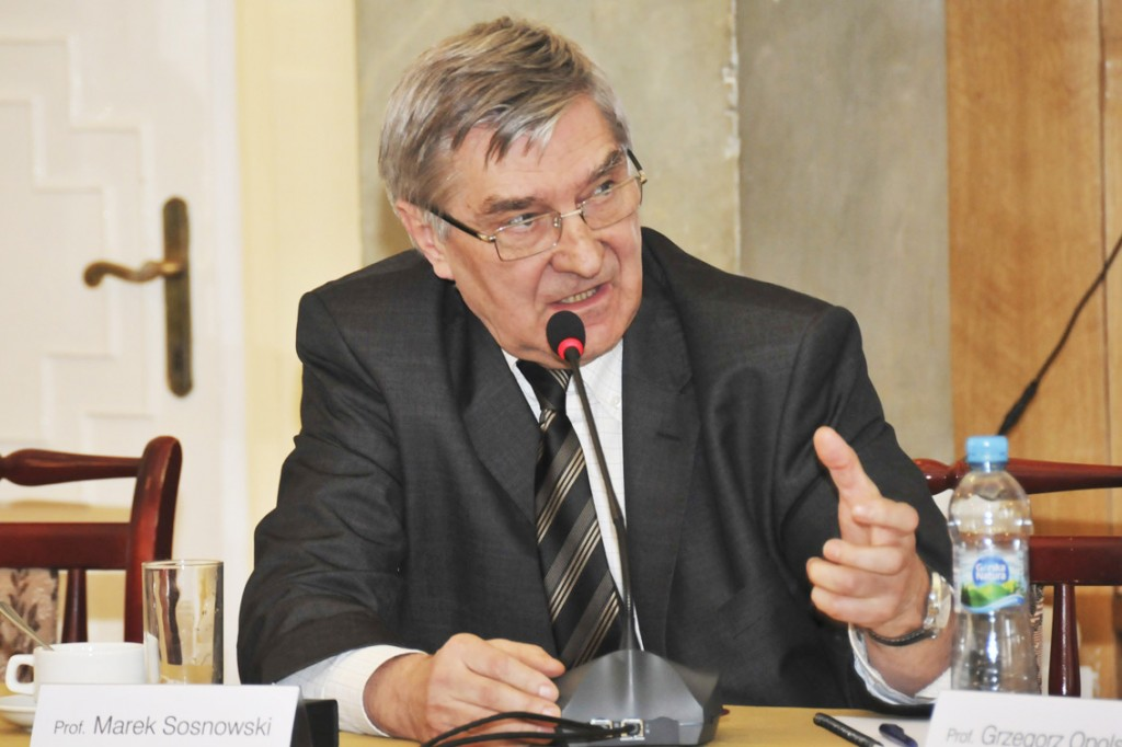 prof. Marek Sosnowski