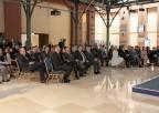Pierwsza Dama Republiki Estońskiej Evelin Ilves zwizytą wKajetanach
