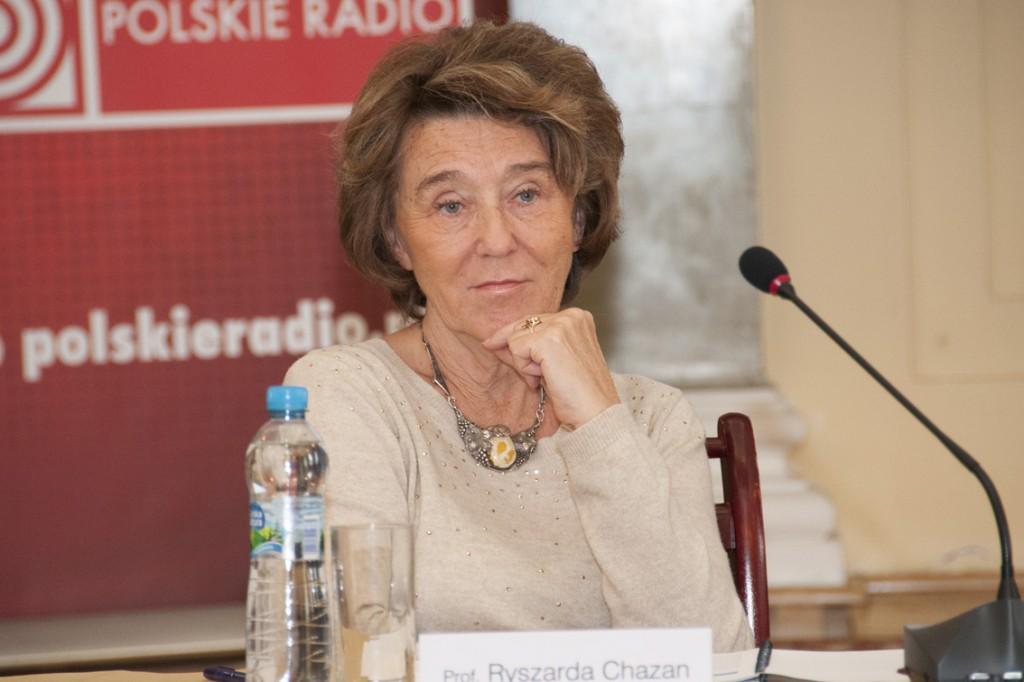 Prof. Ryszarda Chazan