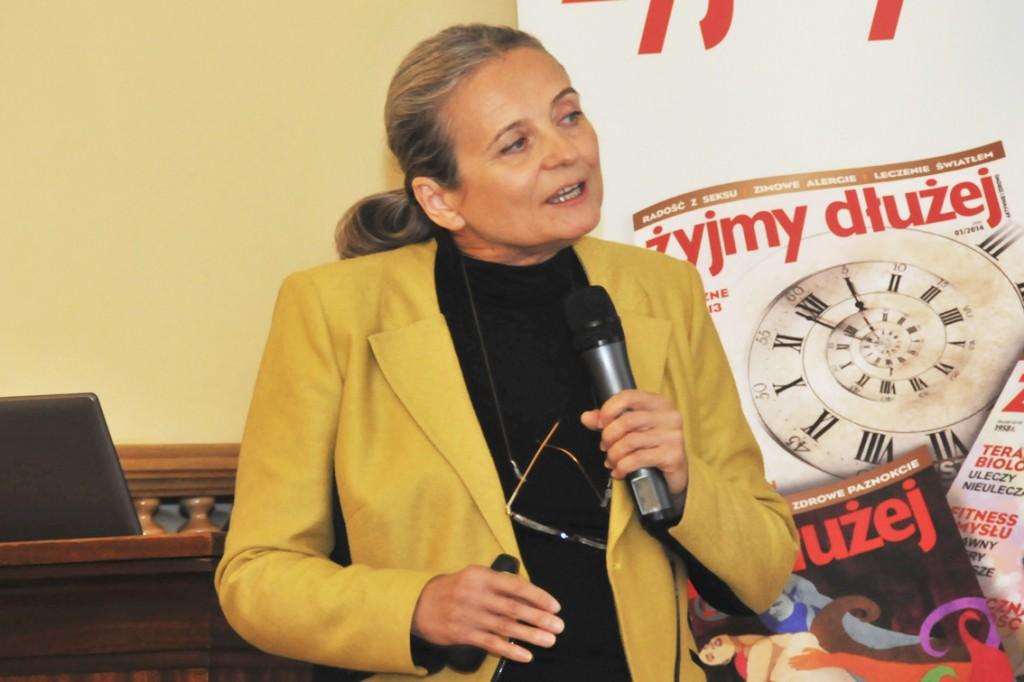 prof. Maria Barcikowska
