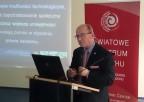 Przemówienie prof.Henryka Skrażyńskiego