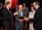 Profesor Henryk Skarżyński Honorowym Obywatelem Miasta iGminy Czyżew
