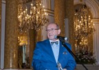 "Professor Henryk Skarżyński decorated with a""Special Icebreaker"" award"