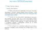 Prof. dr. hab. Ryszard J. Górecki - Uniwersytet Warmińsko Mazurski