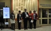 Wizyta w Kajetanach przedstawiciela Komisji Europejskiej