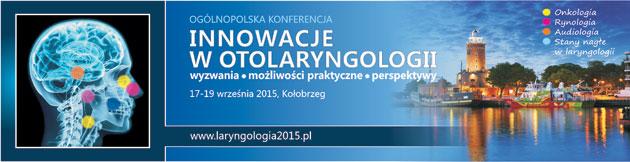 Innowacje w otolaryngologii – konferencja
