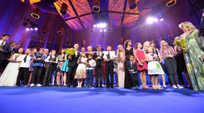Gala Ceremony of the 1st International Music Festival for Children, Youths and Adults with Hearing Disorders 'Beats of Cochlea'