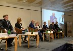 """Ponencia del profesor Henryk Skarżyński durante la IX Conferencia Internacional """"Innovación y creatividad en la economía"""""""