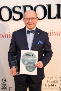 IFPS laureatem nagrody Business Premium