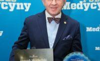 Prof. Henryk Skarżyński najbardziej wpływową osobą w polskiej medycynie
