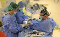 Pierwsza w Europie Środkowo-Wschodniej operacja wszczepienia implantu ślimakowego HiRes Ultra z nową prostą elektrodą HiFocus SlimJ