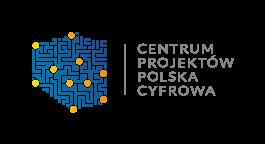 Logotyp Centrum Projektów Polska Cyfrowa