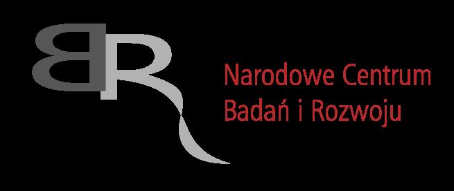 Logotyp Narodowego Centrum Badań iRozwoju