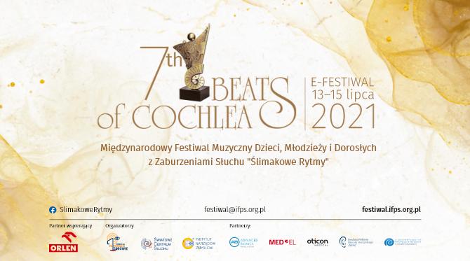 """7. Międzynarodowy Festiwal Muzyczny Dzieci, Młodzieży i Dorosłych z Zaburzeniami Słuchu """"Ślimakowe Rytmyˮ"""